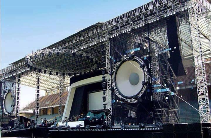 Giant speaker?