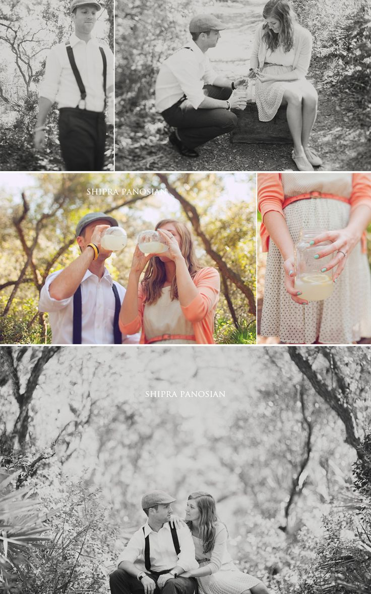 orlando florida vintage engagement photography 03