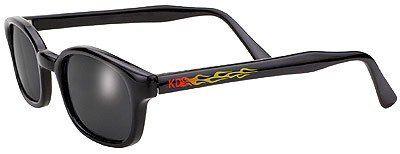 Original KD Sunglasses Dark Smoked Lens With Flame Print Arms Original KD's. $8.50
