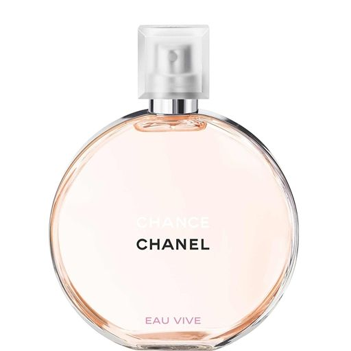 CHANEL - CHANCE EAU VIVE Eau de toilette | A lively fragrance, radiant with energy. This vibrant floral scent creates a playful impression with invigorating Grapefruit, Blood Orange, Jasmine, Cedar and Iris notes. #TakeYourChance More about  #Chanel on http://www.chanel.com