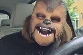 Chewbacca Mask Lady: http://netzpropaganda.de/chewbacca-mask-lady/ #Viral #YouTube