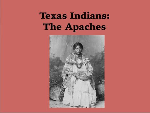 Check out our continuing series on Texas Indians with The Apaches.  Our YouTube channel with fun, educational videos can be found at www.youtube.com/infotopiaworld.