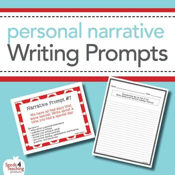 personal narrative writing prompts Grade 8, narrative prompt  before you begin planning and writing your narrative, read the two passages:  maintaining personal hygiene.