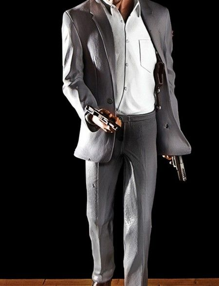 Max Payne Suit ON SALE - This elegant suit has been inspired from famous video game Max Payne 3 with Perfect Screen Accuracy at Affordable Price