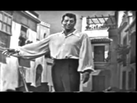 Dean Martin - On An Evening In Roma - YouTube