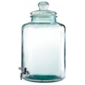 distributeur de boisson en verre recyclé 12.5 l. FLY - 35€