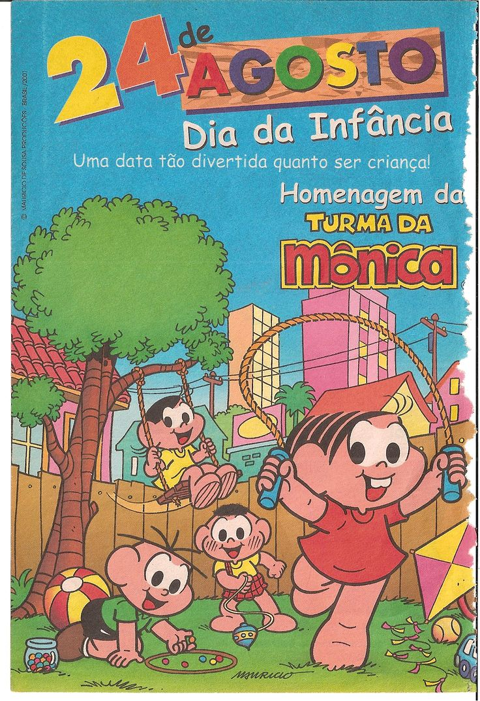 dia da infancia