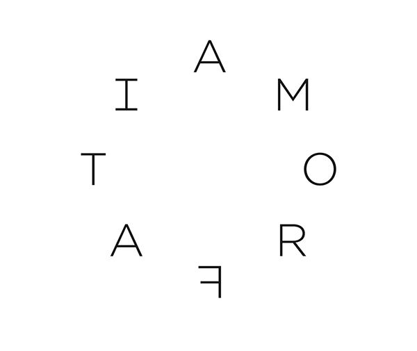 Amor Fati — Identity for a yoga school and a meditation group