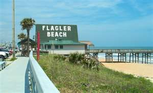 That's right there's a Flagler beach, college, mall etc... & it's all in Flagler County Florida. Guess the Philly Flaglers are from the 'wrong side of the tracks.""