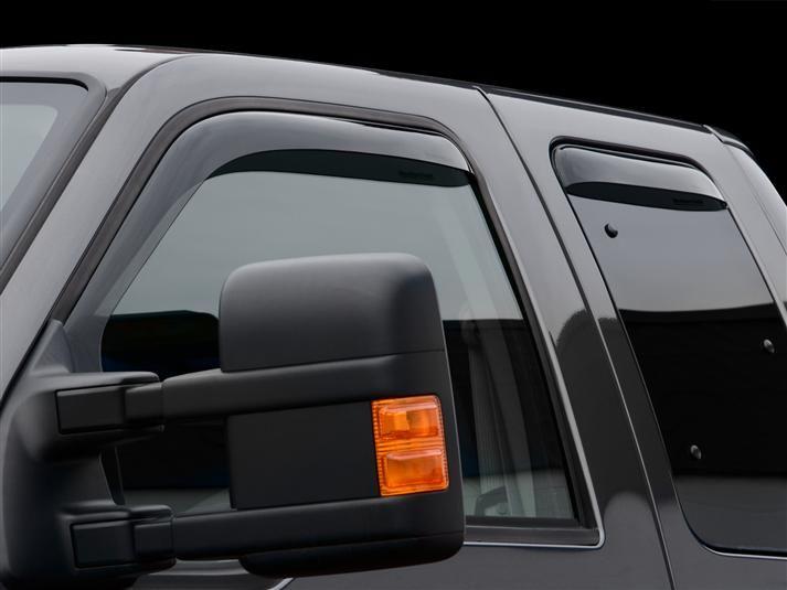 2001 Ford F-250/F-350/F-450/F-550 | Rain Guards - Side Window Deflectors for Cars Trucks SUVs and Minivans | WeatherTech.ca