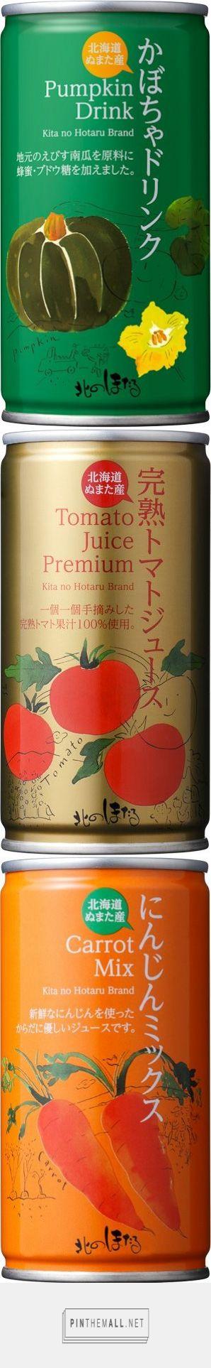 にんじんミックス(190g) - Kita no Hotaru. I just found the carrot too PD. Very popular packaging on my Asian group board.