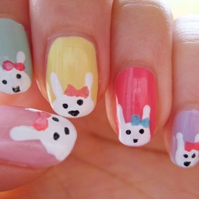 These were so cute for Easter!