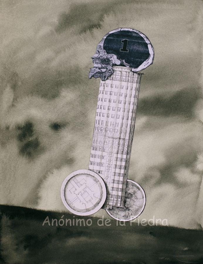 Galguería : Monumento Author : Anónimo de la Piedra