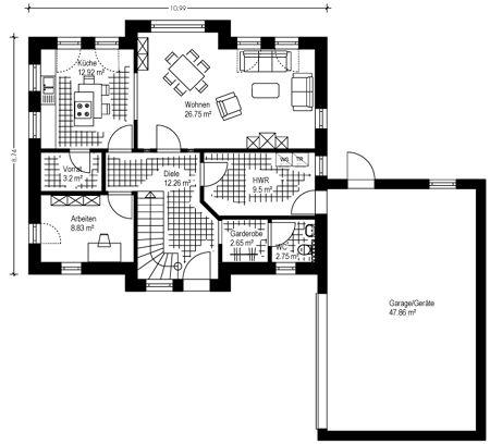 Fertighaus Massivhaus Hausbau Tecklenburg Rheine Ibbenbüren Greven Sprakel Mettingen Steinfurt