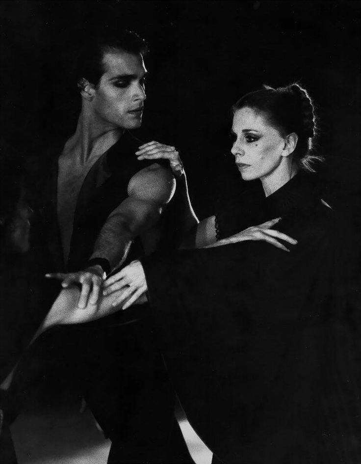Paul Chalmer answers the Gramilano Questionnaire… Dancers' Edition - Paul Chalmer as Othello with Ghislaine Thesmar in Joseph Rusillo's Shakespeare Suite – Les Ballets de Monte-Carlo