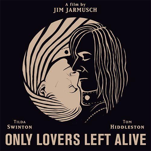 Wonderful Only Lovers Left Alive artwork