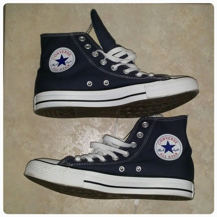 Converse all star Chuck Taylor navy
