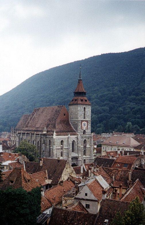 Brasov Cathedral Transylvania