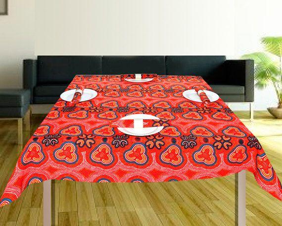 Australian Aboriginal Art Super Cloth by AboriginalOzArt on Etsy
