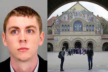 """Stanford Swimmer's Father Says His Son Has Paid Heavily """"For 20 Minutes Of Action"""""""