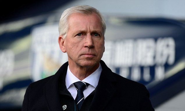 Alan Pardew accepts blame for West Brom struggles