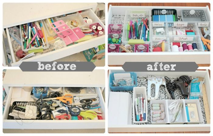Dirty little secret friday office desk drawers the o - How to organize an office desk ...