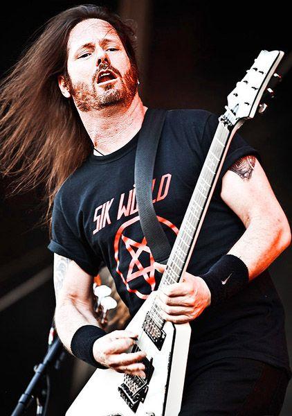 """Gary Holt (Exodus)  Da série """"Gênios do Thrash Metal""""!"""