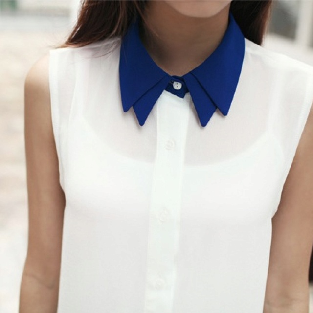 Collared shirts ❤ #BeautyBridge #SpookyBeauty