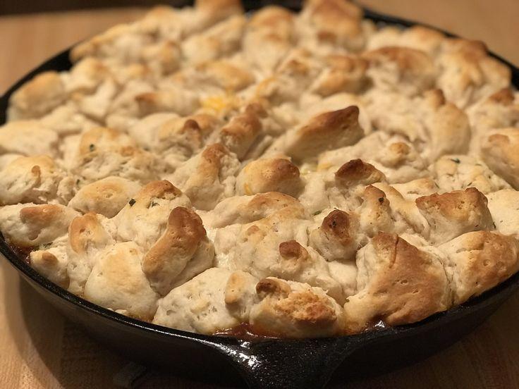 Skillet Shephard's Pie