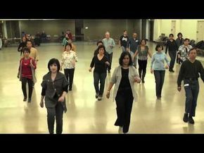 Line Dance: LA CUMPARSITA (Italy) - YouTube