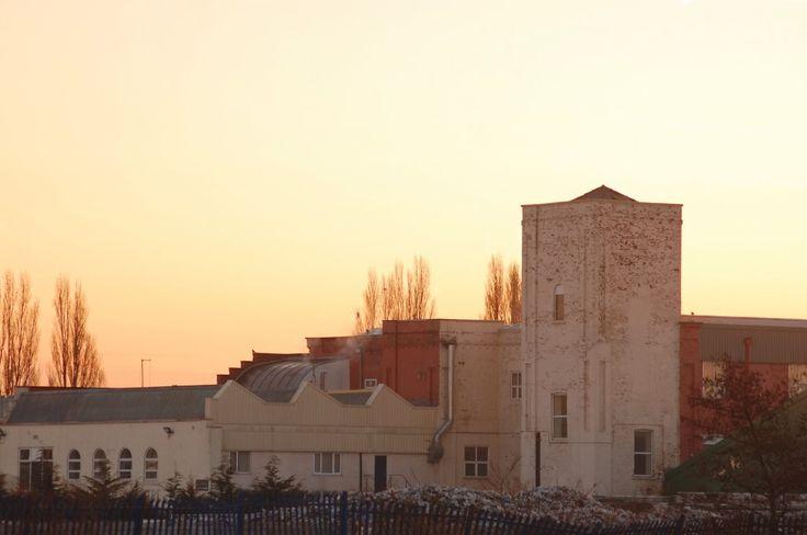 Warth Mills Internment Camp, Bury.