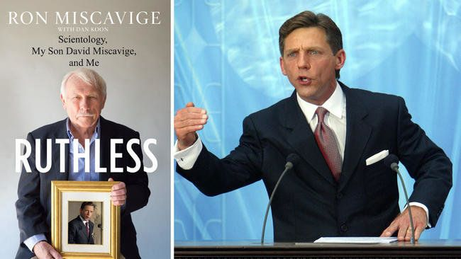 'Ruthless': Father of pathological Scientology leader David Miscavige to publish memoir