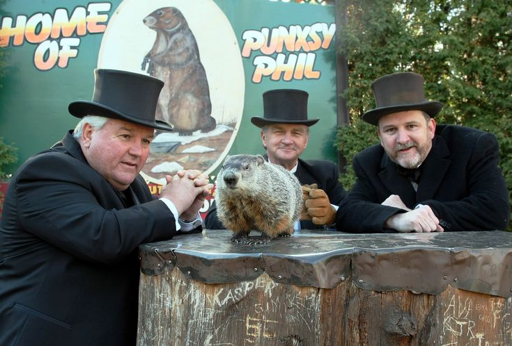 Since 1886, thousands of revelers travel to Gobbler's Knob in Punxsutawney, Pa., Feb. 2 to witness the prediction of Punxsutawney Phil, a #groundhog with the mythical ability of forecasting either an early spring or a long winter. In 2016, Phil celebrates 130 years of prognosticating.