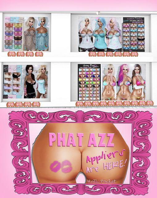 Phat Azz Applier Update @ Holli Pocket | Flickr - Photo Sharing!