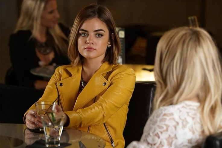 'Pretty Little Liars' Season 7 Spoilers: Lucy Hale Teases Aria's Death - http://www.movienewsguide.com/pretty-little-liars-season-7-spoilers-lucy-hale-arias-death/233039