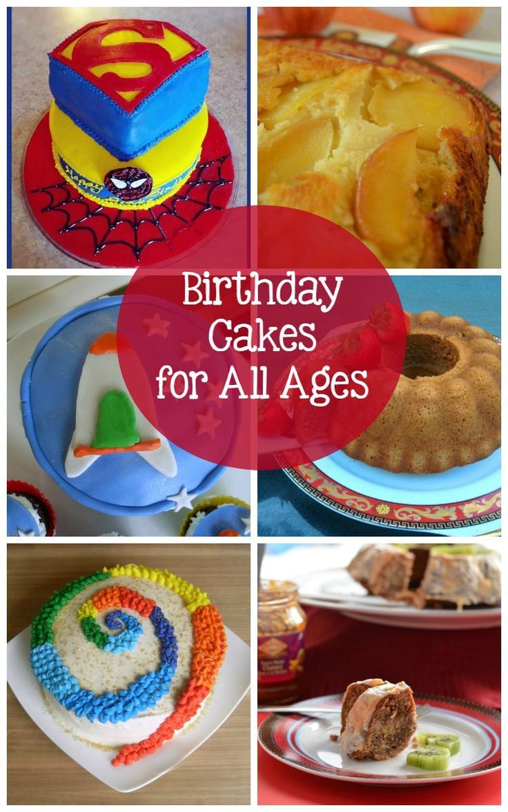 Celebrate the power of birthday with our cake recipes for all ages, from kids to classy adults. Plus check out the moving Ebridge 100 Birthdays Video! #ad