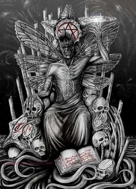 Azathoth Vs Cthulhu Azathoth the Blind Idi...
