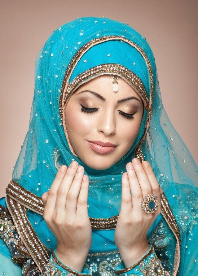 Femmes voilée musulmane - Muslim Woman with Hijab 13 Islamic fashion