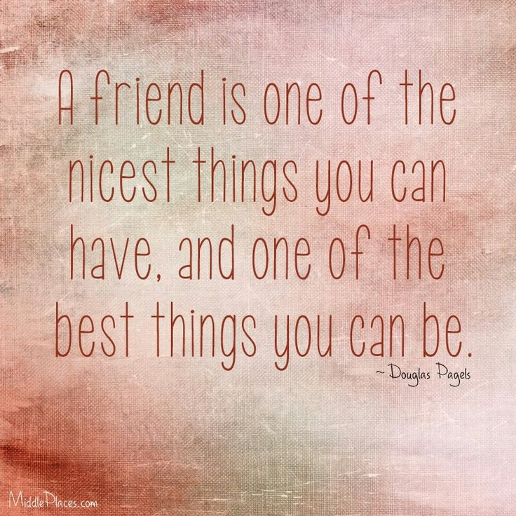 A Good Friend Quote: 1000+ Ideas About A Good Friend Quote On Pinterest