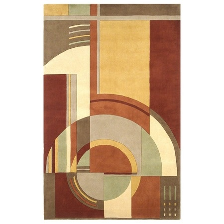 I pinned this Art Deco Rug from the Chicago World's Fair event at Joss and Main!