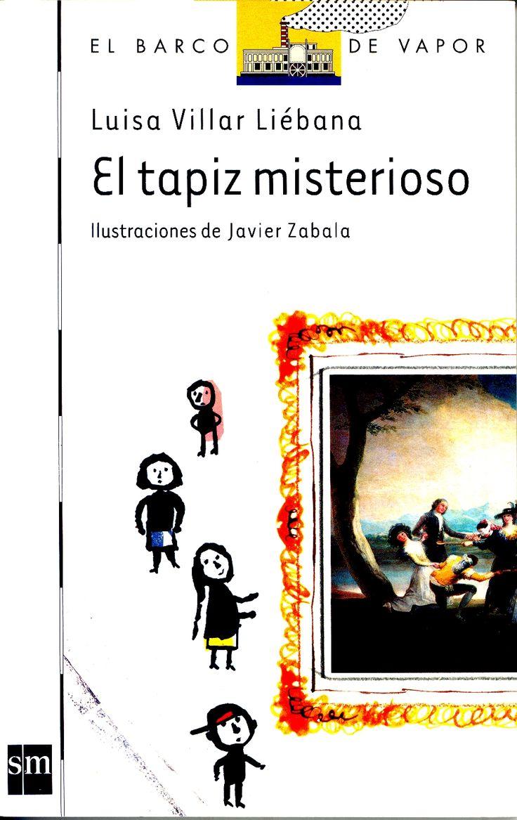 El tapiz misterioso