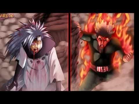 Maito Gai vs. Madara Rikudou Theme - Naruto Shippuden Soundtrack - YouTube