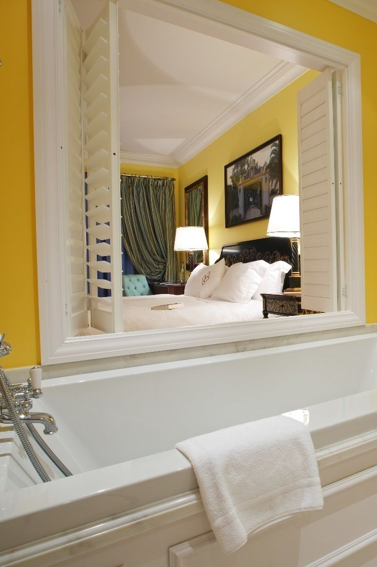 It's the luxury hotel suite you won't want to leave. #Porto #Portugal #theyeatman