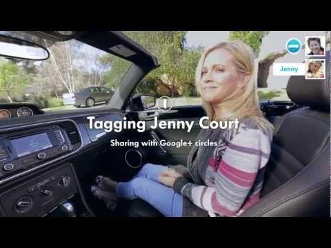 """Volkswagen + Google = Smileage    (Cada acción es un """"punch"""". Imagino los choques serán """"crash"""".)"""