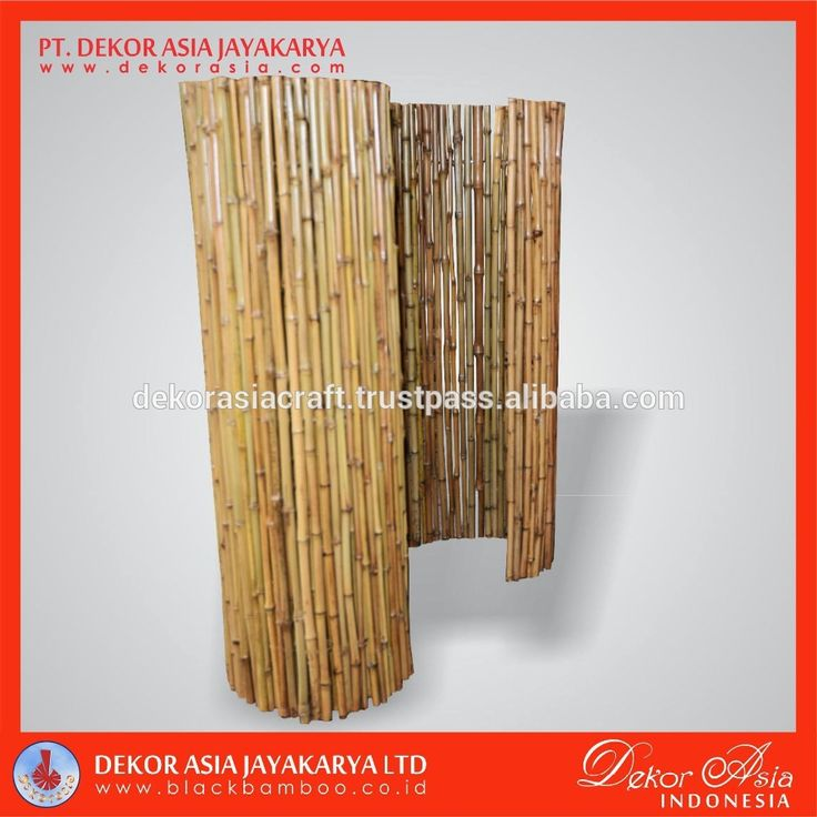 Full round roll of bamboo fence cendani, View bamboo roll, DEKOR ASIA Product Details from PT. DEKOR ASIA JAYAKARYA on Alibaba.com