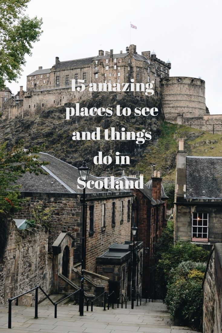Romantic castles, Loch Ness monster, haggis, bagpipes and men in kilts. Scotland is all that and more than that. I spent a year in Glasgow as a postgraduate student and absolutely loved Scotland. http://damseladrift.com/15-reasons-go-scotland/