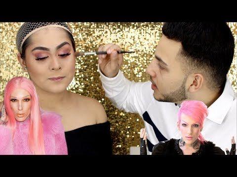 BOYFRIEND TRIED FOLLOWING A JEFFREE STAR MAKEUP TUTORIAL... http://makeup-project.ru/2018/02/22/boyfriend-tried-following-a-jeffree-star-makeup-tutorial/