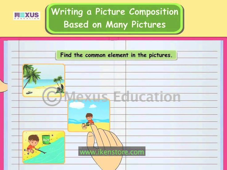 essay composition animated