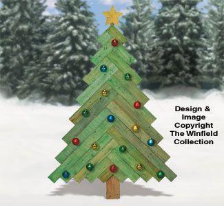 pallet christmas tree diy pattern | pallet wood pine tree pattern new make this attractive pine tree ...