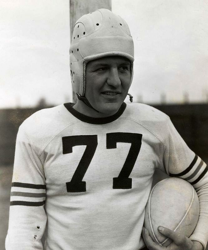 Just chicago bears linebacker dick butkis